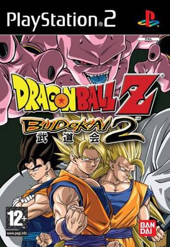 Jogos Ps2 Dragon Ball Z Budokai 2